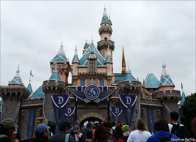 Sleeping Beauty Castle, Disneyland, California