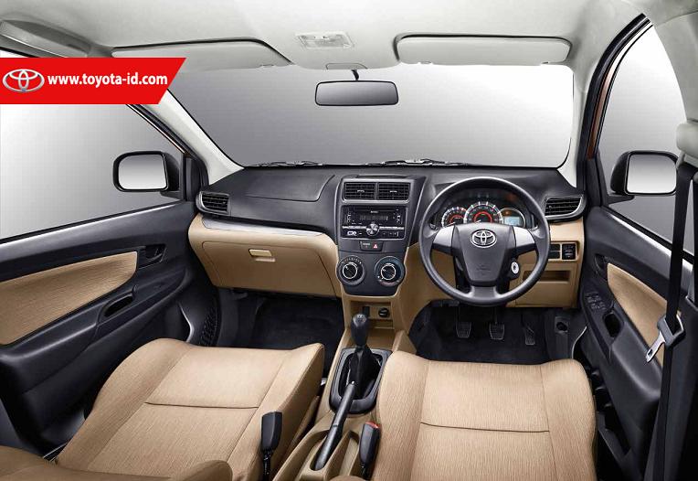 Grand New Avanza Tipe G 2017 All Kijang Innova Venturer Perbedaan Toyota 1 3 E Dengan Astra Interior