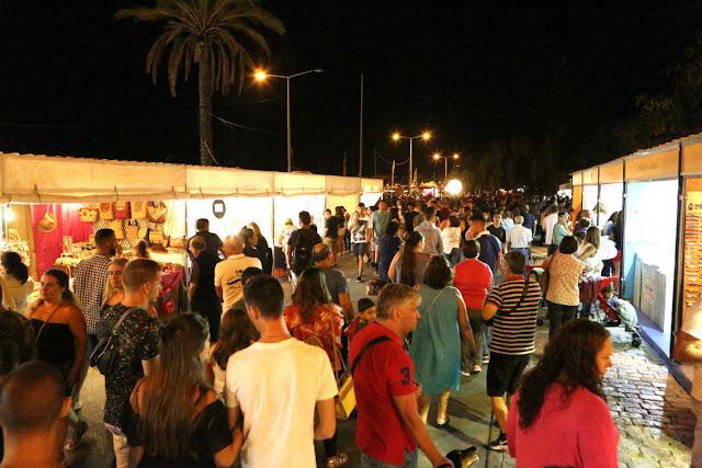 24.º Festival da Sardinha anima Portimão de 1 a 5 de agosto