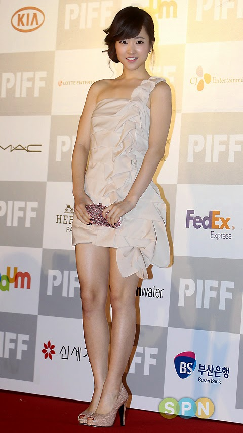 Park Bo Young  (박보영) - 15th Pusan International Film Festival (PIFF 2010) red carpet opening ceremony on 07 October 2010