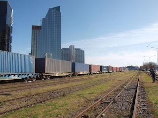 Desmantelarán terrenos Ferroviarios en Puerto Madero
