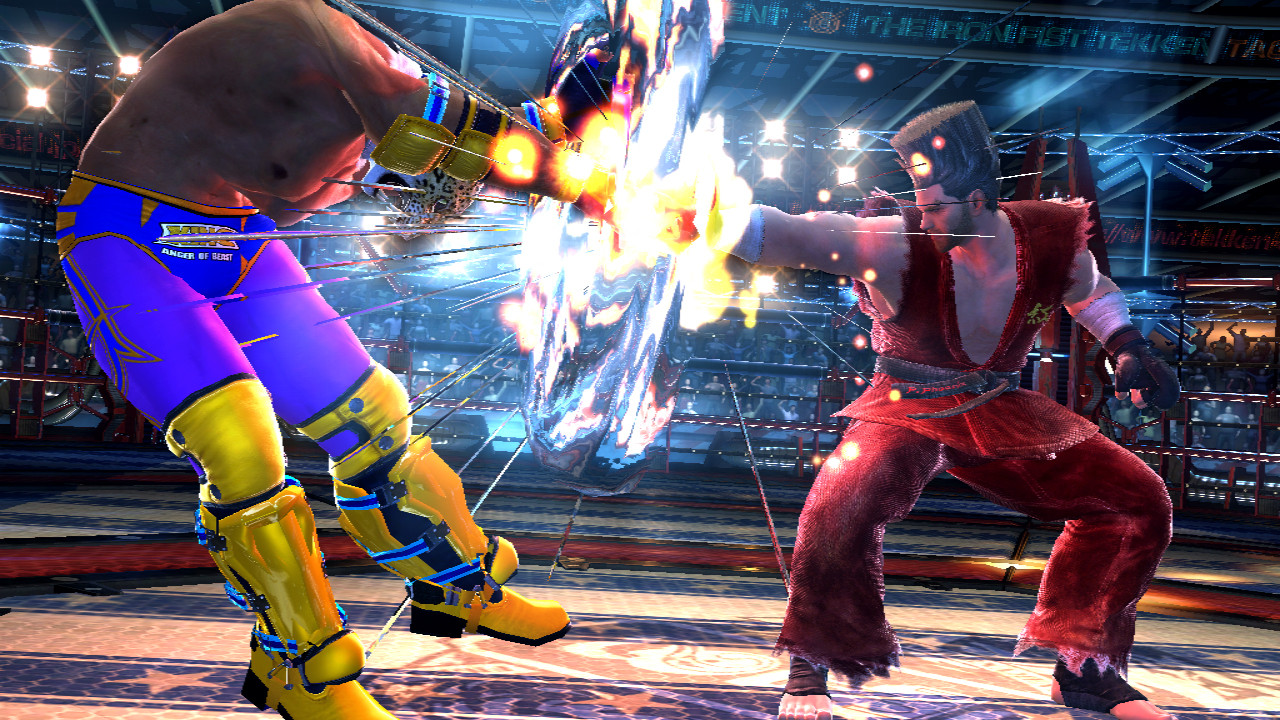 Tekken tag download for android
