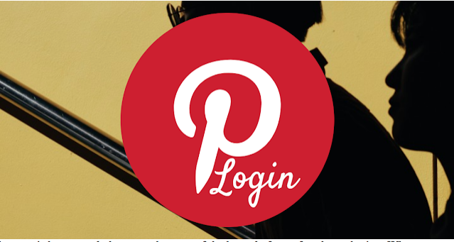 Pinterest Login - Pinterest Log in with Facebook Account