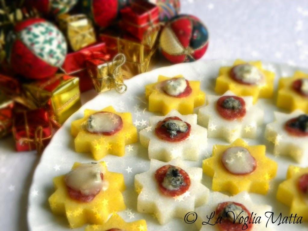 polenta con gorgonzola e salsiccia di cinghiale
