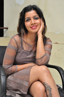 Loukya  Stills at 7 to 4 Movie Audio Launch ~ Celebs Next