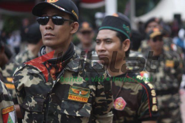 Bakar Bendera Tauhid, Berlakukah UU Ormas untuk Banser?