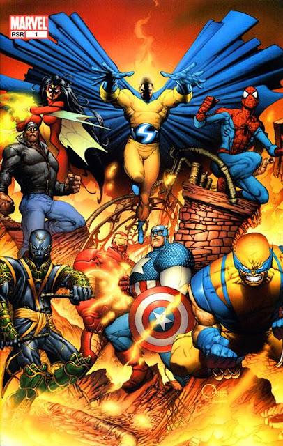new avengers adalah