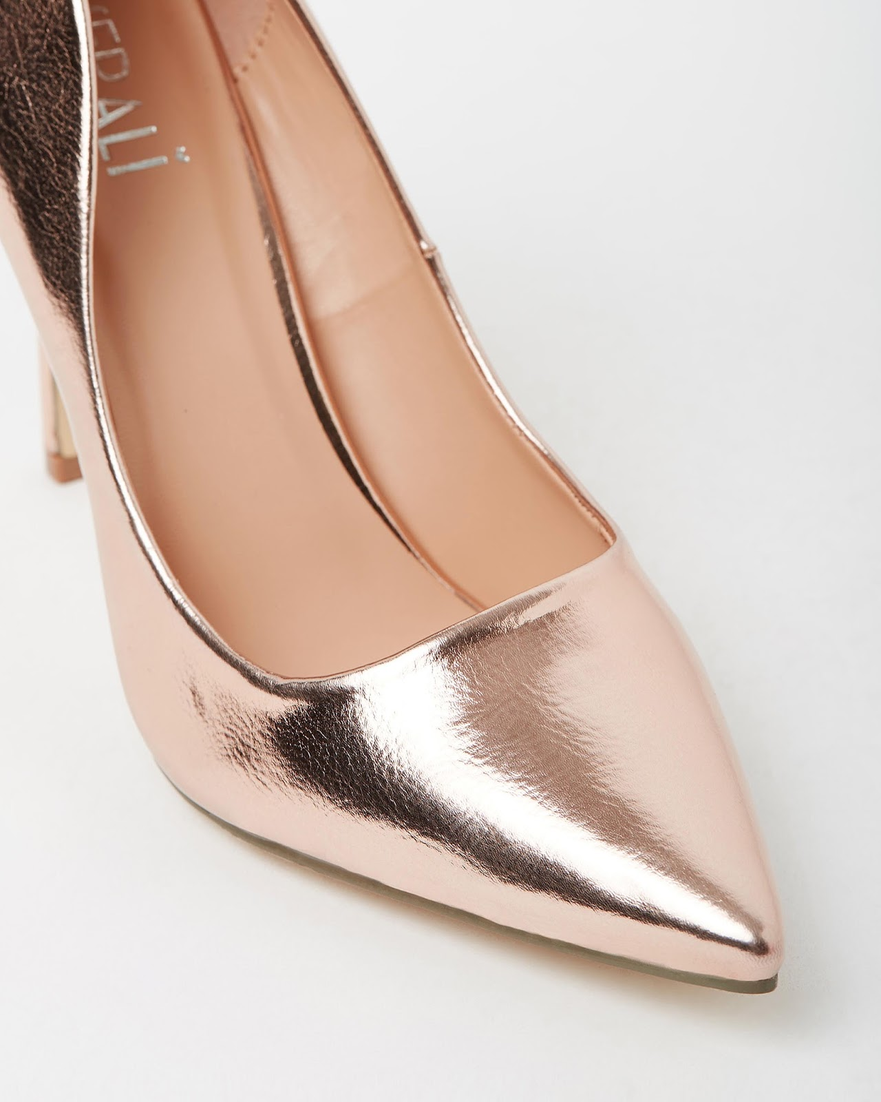 Golde Pointed Toe Pumps