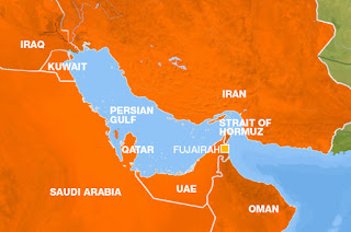 US lobbies in Gulf region