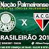 Assistir Palmeiras x Atlético-GO Ao Vivo Online HD | 21/06/2017