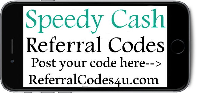 Speedy Cash Rewards Invitation Code 2016-2017, Speedy Cash Rewards Reviews, Speedy Cash Bonus