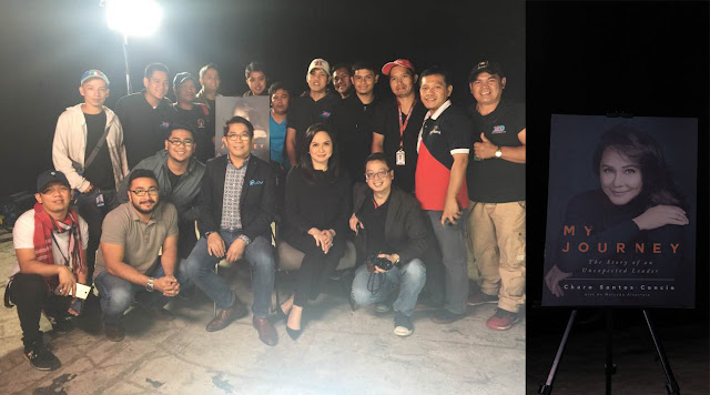 Character and competence: What I learned from my boss Charo Santos-Concio