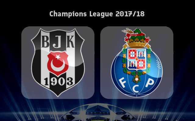 Besiktas vs FC Porto Full Match & Highlights 21 November 2017