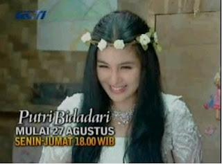 Sinetron RCTI  Putri Bidadari