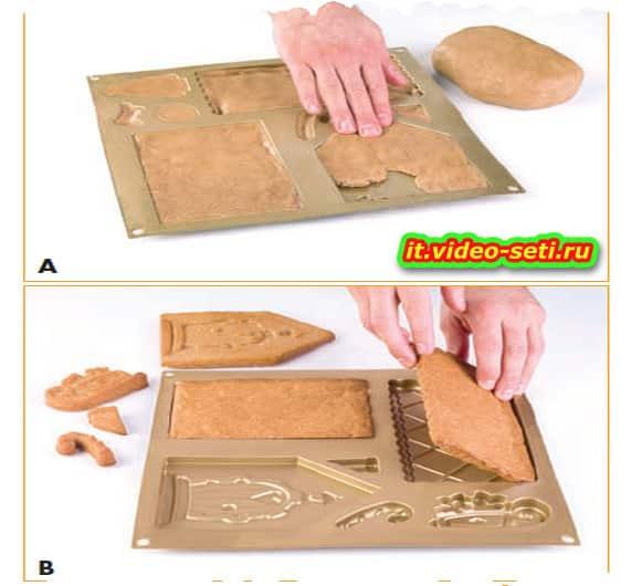 Casetta di pan zenzero 2