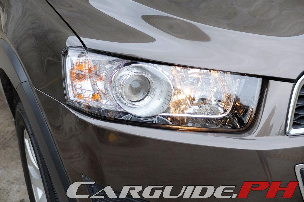 Review: 2015 Chevrolet Captiva LS Diesel | Philippine Car