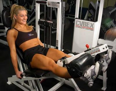 Bài tập thể dục có thể thay cho các máy tập tại phòng Gym