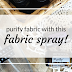 Purifying Fabric Spray