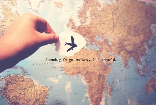 Le blog de lice : Tag spécial voyage