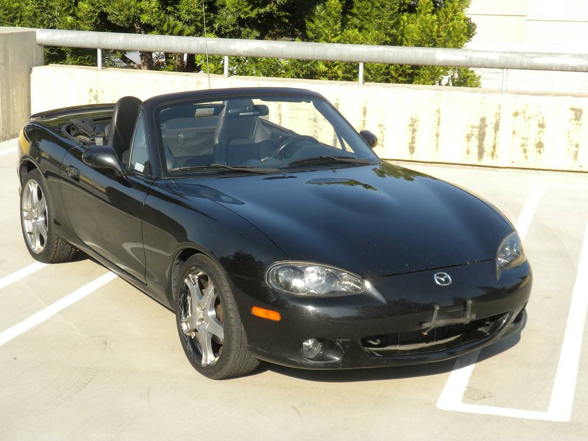 daily turismo factory boosted 2005 mazda miata mx 5 mazdaspeed. Black Bedroom Furniture Sets. Home Design Ideas