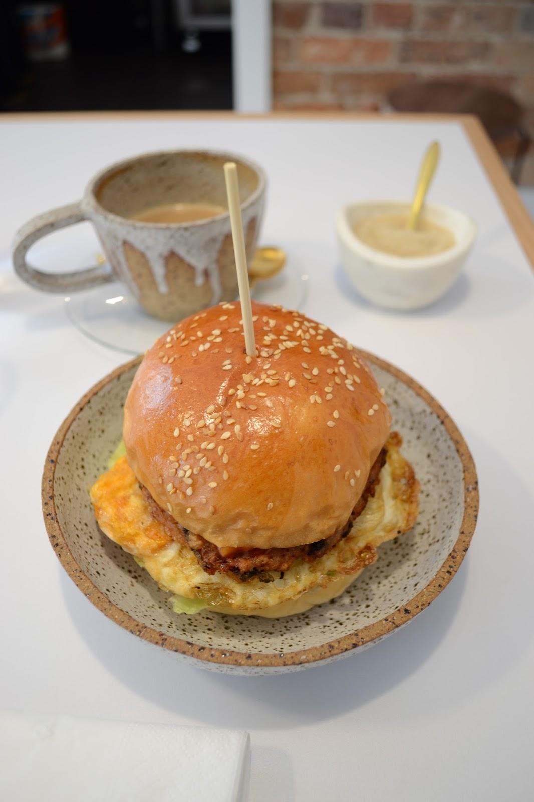 Glider Cafe Chippendale Menu