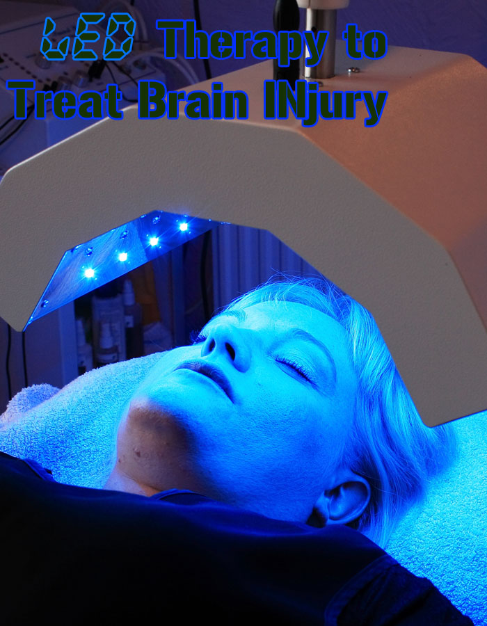 LED Therapy to Treat Brain Injury