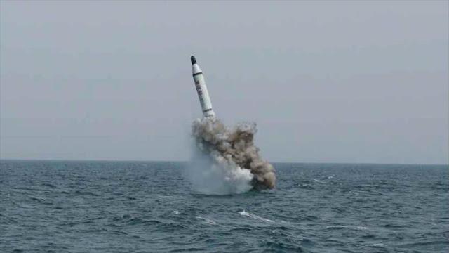 Pyongyang lanza su mayor proyecto militar: Construye base para sus submarinos balísticos