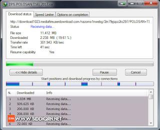 Cara Mengatasi IDM Tidak Bisa Download Saat Pakai Simple Server