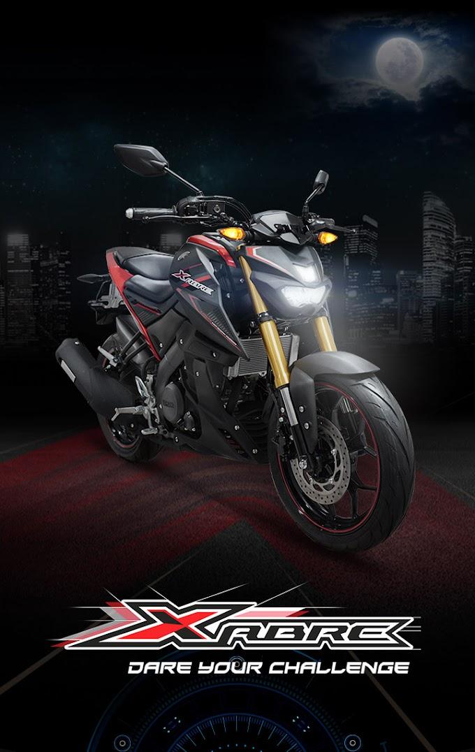 Distribusi Yamaha Xabre 150 Sudah ke Semua Area Yamaha di Indonesia