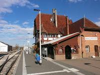 Endbahnhof Neuffen der Tälesbahn