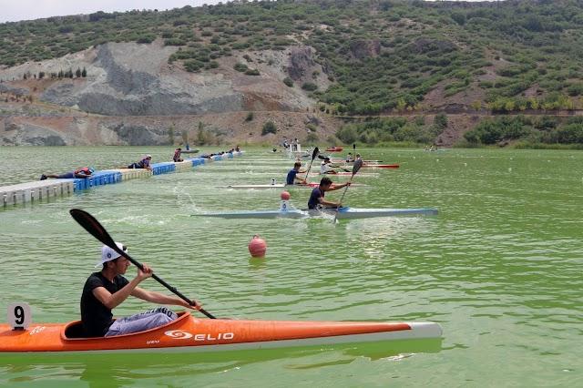 Kano Türkiye Şampiyonası Sarısungur'da başladı