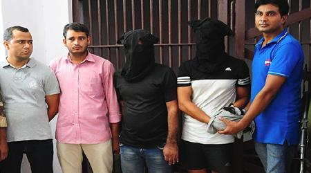 मप्र में भेष बदलकर रह रहे थे गुजरात के आतंकवादी