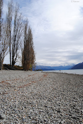 Lake Wanaka (Nueva Zelanda) - New Zealand