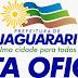 JAGUARARI: PREFEITURA DE JAGUARARI EMITE NOTA OFICIAL SOBRE LIXO PROVENIENTE DE SERVIÇOS DE SAÚDE ENCONTRADOS NA ESTRADA QUE LIGA O MUNICÍPIO AO DISTRITO DE PILAR