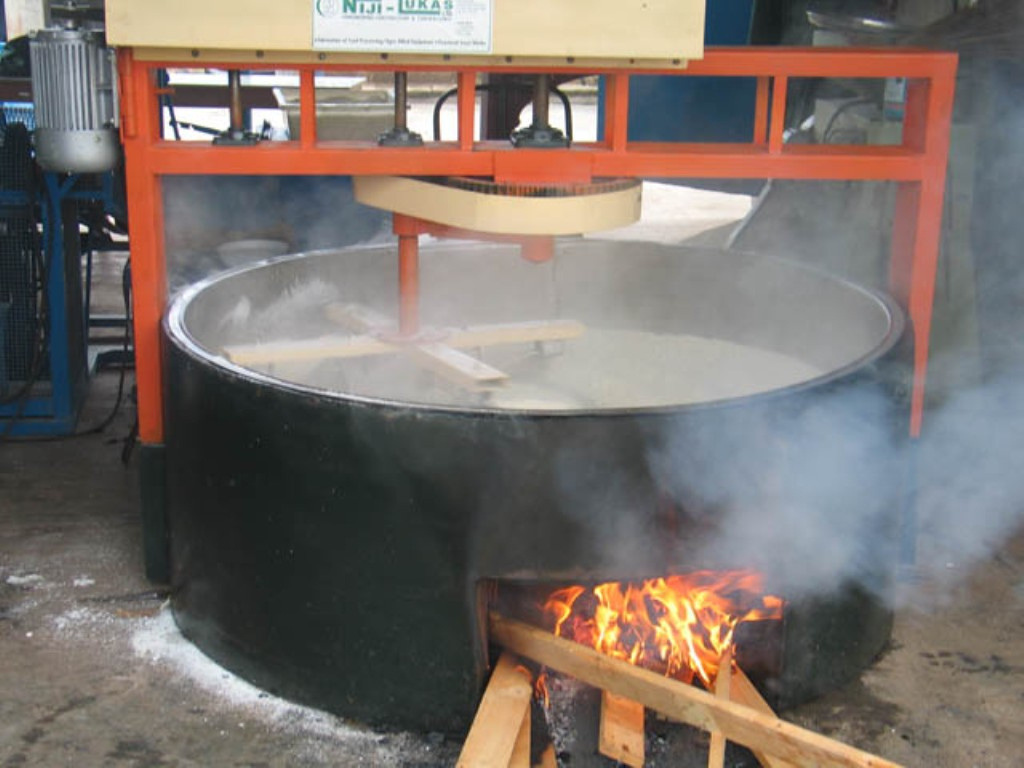 SETTING UP A SMALL SCALE GARRI PROCESSING PLANT ~ oluwadamilare
