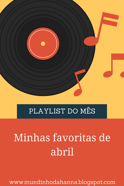 Playlist do mês