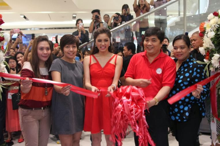 Cherry Mobile Newest Concept Store In SM North EDSA Ribbon Cutting