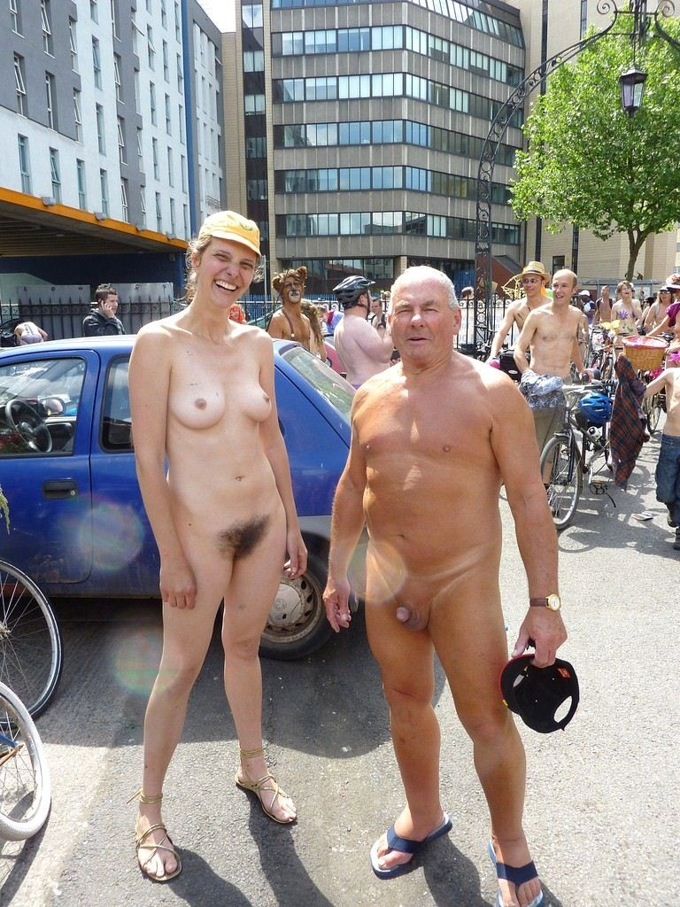 Amusing phrase nudist retirement village for