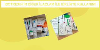Isotrexin Kremin Diğer İlaçlarla Kullanımı