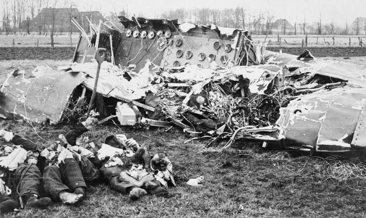 The Nuremberg Raid – Part Two, The Bloody Route to ...