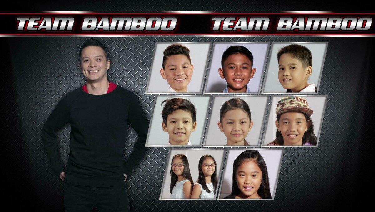 Team Bamboo Top 8