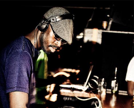 Brown Gurl in SA: DJ Black Coffee...Turn Me On