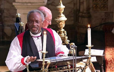 Bishop Michael Curry Who Spoke At Royal Wedding Discloses He Has Cancer - Image ~ Naijabang