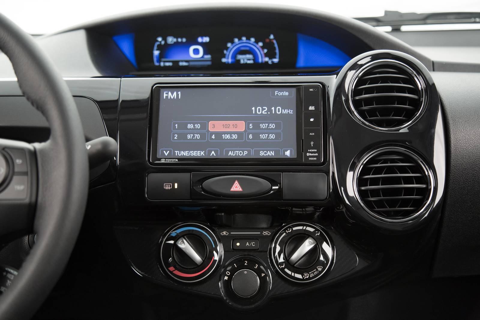 Ar condicionado fluxo de ar  Toyota-Etios-2017%2B%252810%2529