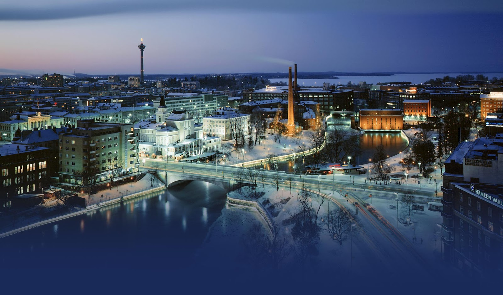 Tampere, FINLAND | the Blue Rabbit,