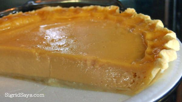 El Ideal egg pie