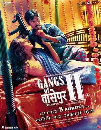 Gangs of Wasseypur 2012 Part 2 Full Hindi Movie BRRip Free Download