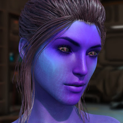 HP Tilir for Genesis 3 Female