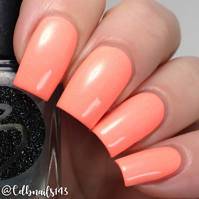 Bliss Polish-Maitai One Pn with Holo Bliss Topper