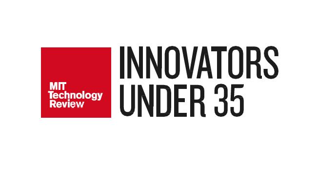 Logo Innovators Under 35 Europe